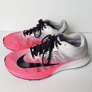 Nike Air Zoom Elite 9 HotPunch/Lava Size #8.5
